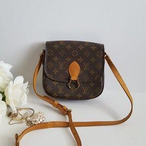 Authentic Louis Vuitton Saint Cloud MM